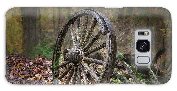 Cart Galaxy Case - Abandoned Wagon by Tom Mc Nemar