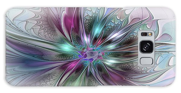 Abstract Art Galaxy Case by Gabiw Art