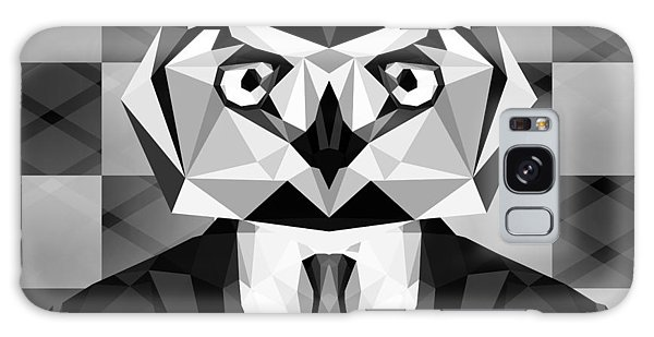 Abstract Owl Galaxy Case