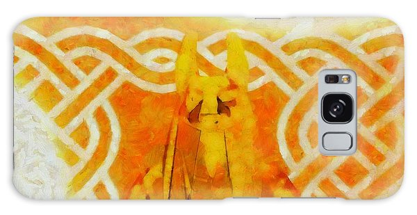 Strange Galaxy Case - Anubis by Esoterica Art Agency
