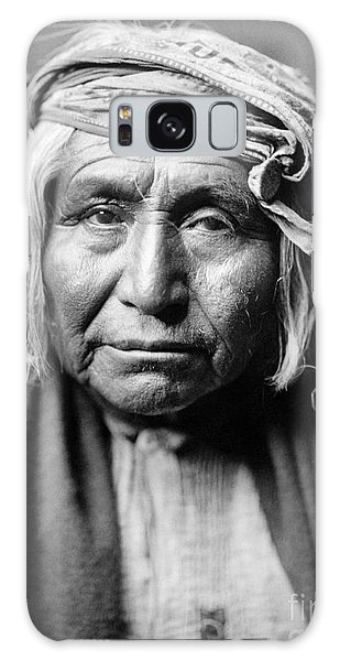 Native American Galaxy Case - Apache Man, C1906 by Granger