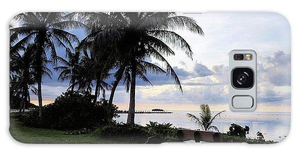 Asan Beach Guam Galaxy Case