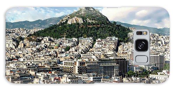 Athens Panorama Galaxy Case
