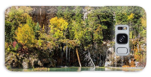 Co Galaxy S8 Case - Autumn At Hanging Lake Waterfall - Glenwood Canyon Colorado by Brian Harig