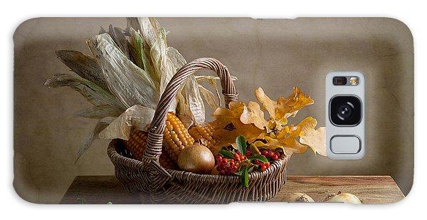 Onion Galaxy S8 Case - Autumn by Nailia Schwarz