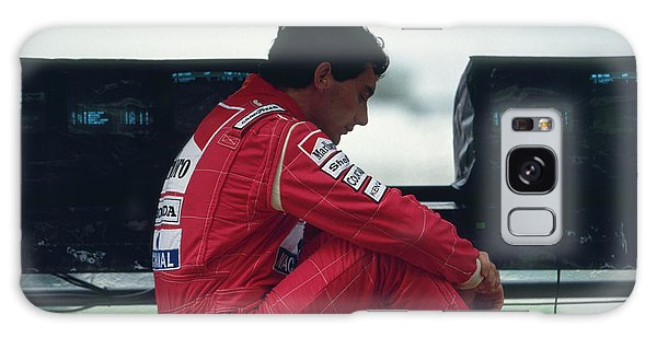 Ayrton Senna. 1992 French Grand Prix Galaxy Case