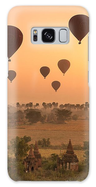 Balloons Sky Galaxy Case