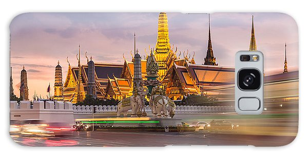 Bangkok Wat Phra Keaw Galaxy Case