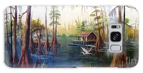 Barbara's Bayou Galaxy Case
