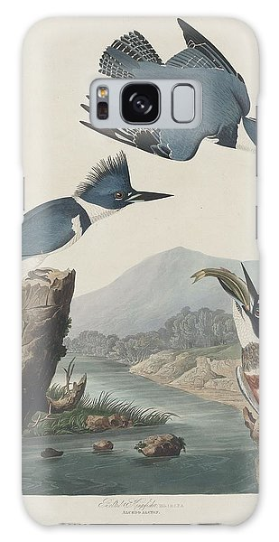 Belted Kingfisher Galaxy S8 Case