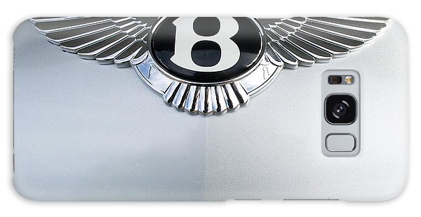 Bentley Emblem Galaxy Case by Pamela Walrath