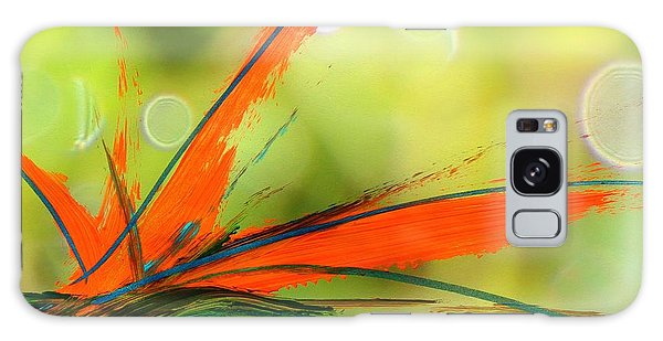 Bird Of Paradise 2 Galaxy Case