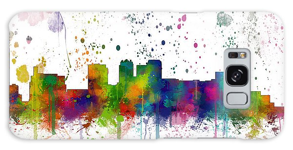 Birmingham Alabama Skyline Galaxy Case