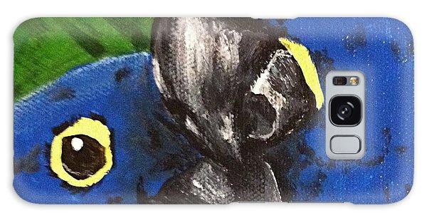 2 Blue Galaxy Case
