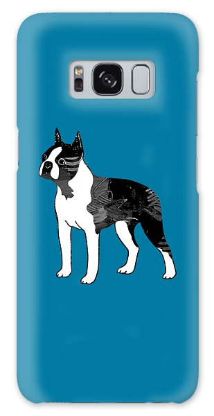 Boston Terrier Collection Galaxy Case