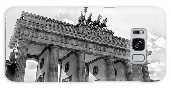 Brandenburg Gate - Berlin Galaxy Case
