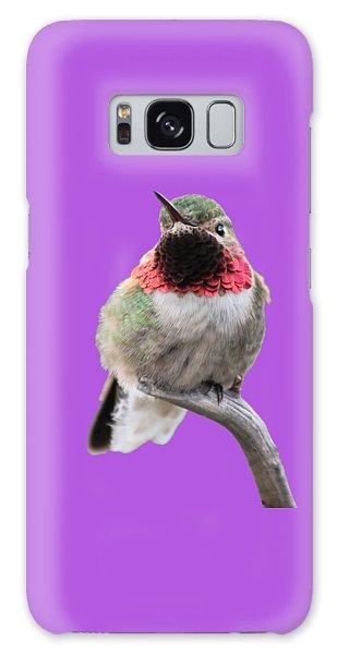 Broad-tailed Hummingbird Galaxy Case
