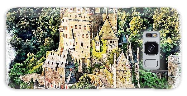 Burg Eltz - Moselle Galaxy Case
