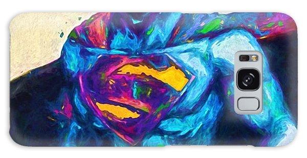 Superhero Galaxy Case - @cameron1newton #camnewton by David Haskett II