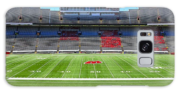 Camp Randall Uw Madison Galaxy Case by Chris Smith