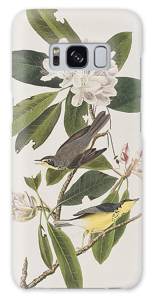 Canada Warbler Galaxy Case by John James Audubon