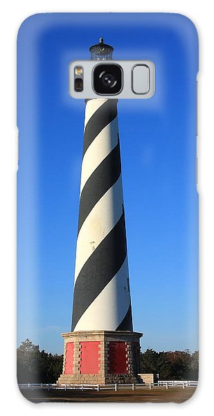 Cape Hatteras Lighthouse Galaxy Case