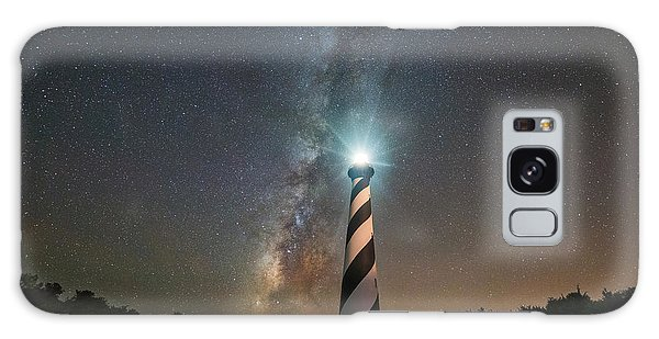 Cape Hatteras Lighthouse Milky Way Galaxy Case
