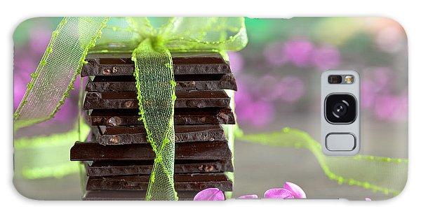 Tasty Galaxy Case - Chocolate by Nailia Schwarz