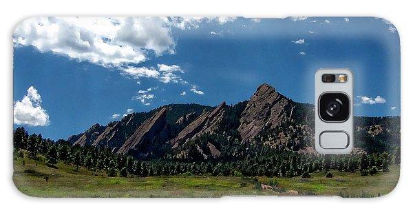 Colorado Landscape Galaxy Case