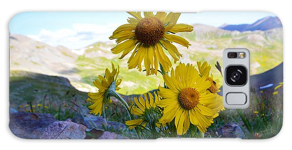 Galaxy Case featuring the photograph Colorado Wildflowers by Kate Avery