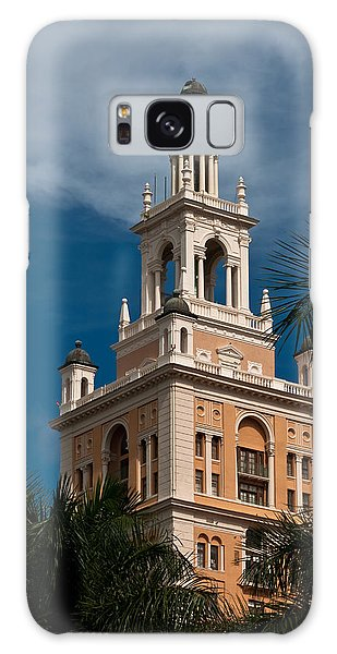Coral Gables Biltmore Hotel Tower Galaxy Case