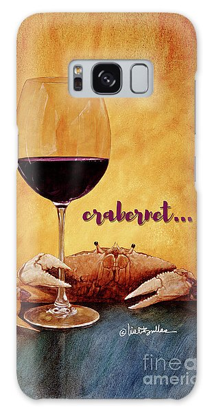 Crabernet... Galaxy Case