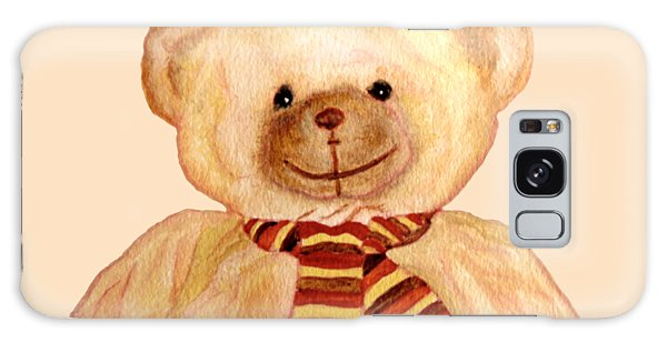 Cuddly Bear Galaxy Case