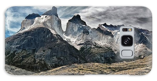 Cuernos Del Paine Galaxy Case