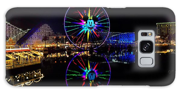 Disney California Adventure Mickey's Fun Wheel Galaxy Case