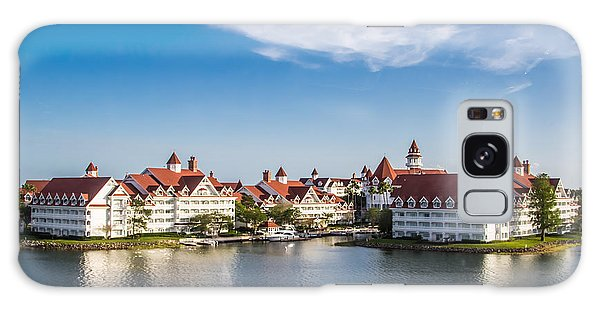Disney's Grand Floridian Resort And Spa Galaxy Case by Sara Frank