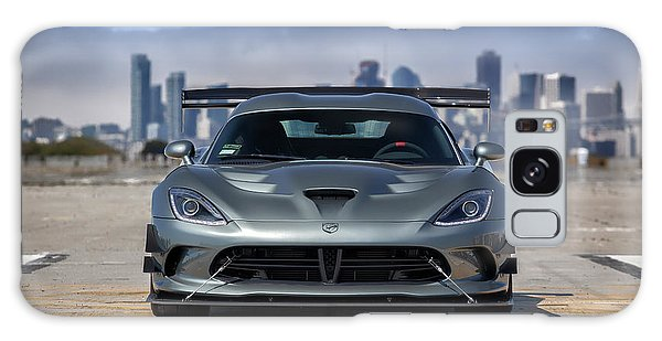 Galaxy Case featuring the photograph #dodge #acr #viper by ItzKirb Photography