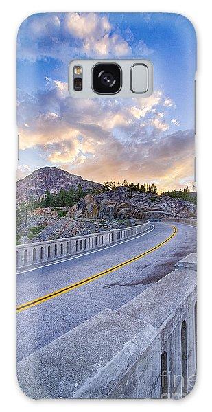 Donner Memorial Bridge Galaxy Case
