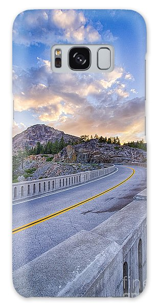 Donner Memorial Bridge Galaxy Case