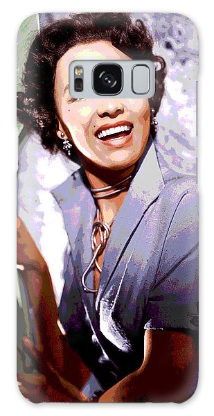 Dorothy Dandridge Galaxy Case by Charles Shoup