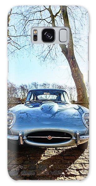 E Type Jaguar Galaxy Case