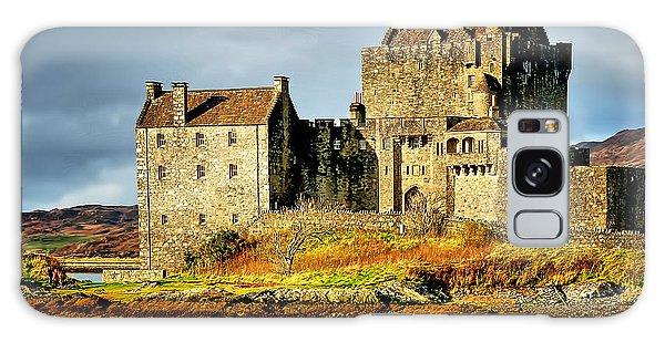 Castle Galaxy Case - Eilean Donan Castle by Smart Aviation
