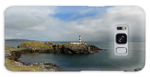 Eilean Glas Lighthouse Galaxy Case