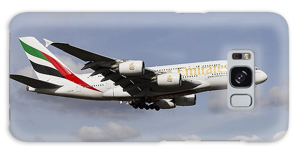 Emirates A380 Airbus Galaxy Case