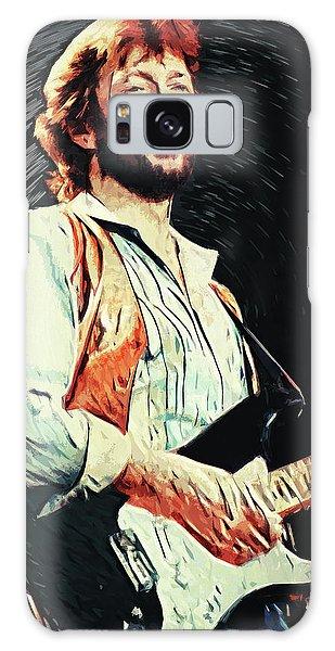 Eric Clapton Galaxy Case - Eric Clapton by Zapista Zapista