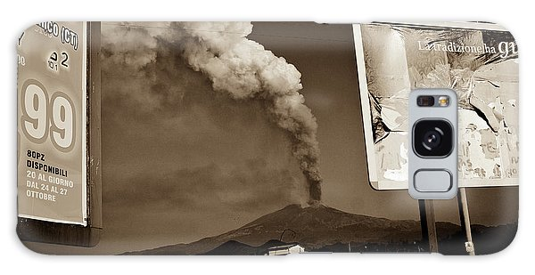 Etna, The Volcano Galaxy Case