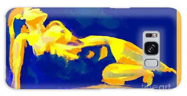 Evening Nude Galaxy Case