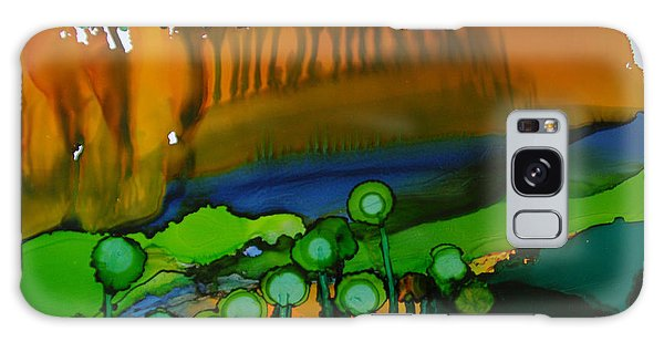 Exotic Landscape # 53. Galaxy Case