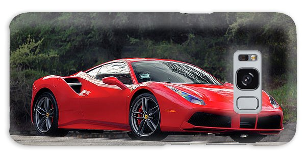 #ferrari #488gtb Galaxy Case