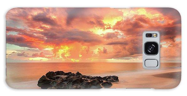 Florida Sunrise Galaxy Case